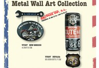 Categoria METAL WALL ART